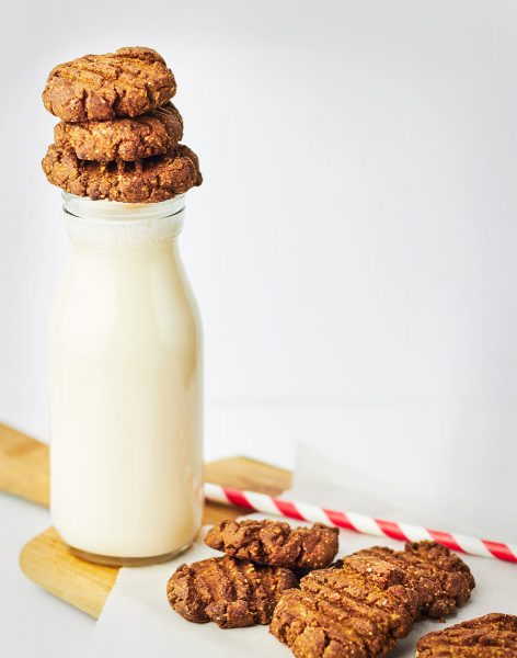 Nutmeg Cookies