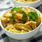Josh's Easy Cheezy Vegan Pasta