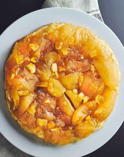 Apple Tarte Tartin