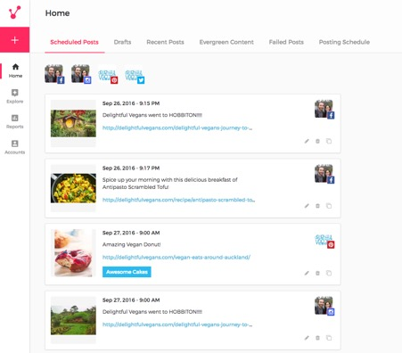 Viraltag - Social Media Management Tool Review
