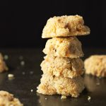 Raw Coconut Banana Lemon Cookies