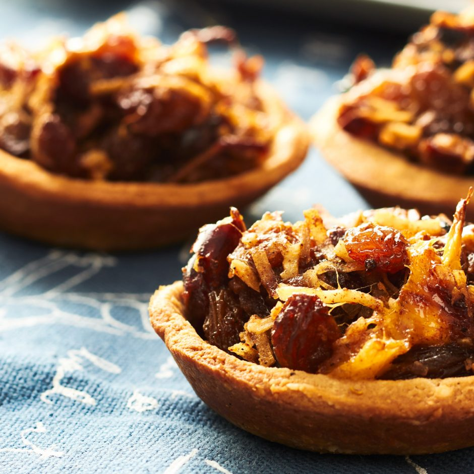 Healthy Fruit Mince Pies