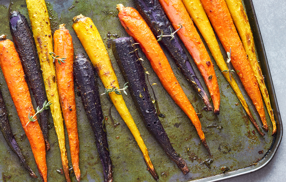 Cumin Spiced Carrots
