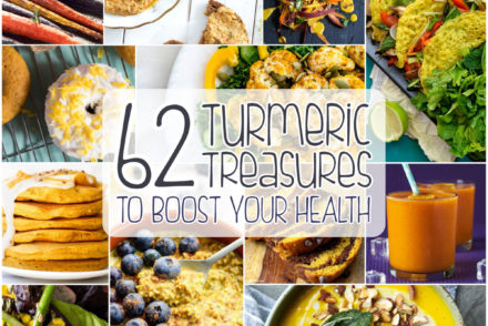 62 Turmeric Treasures