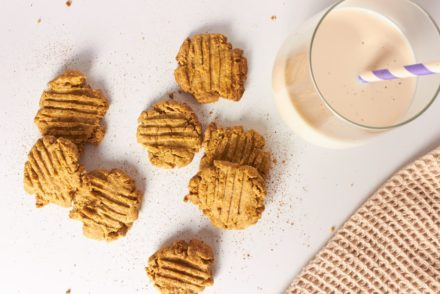 Nutmeg Spiced Cookies