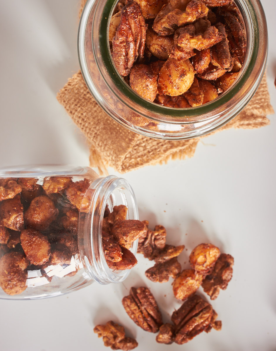 Chai Spiced Nuts