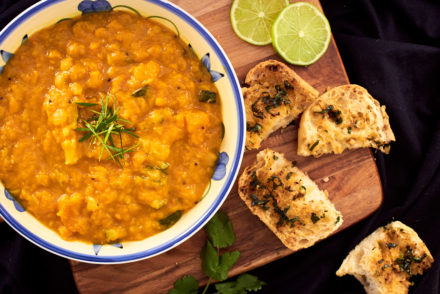 Chickpea Butternut Pumpkin Curry