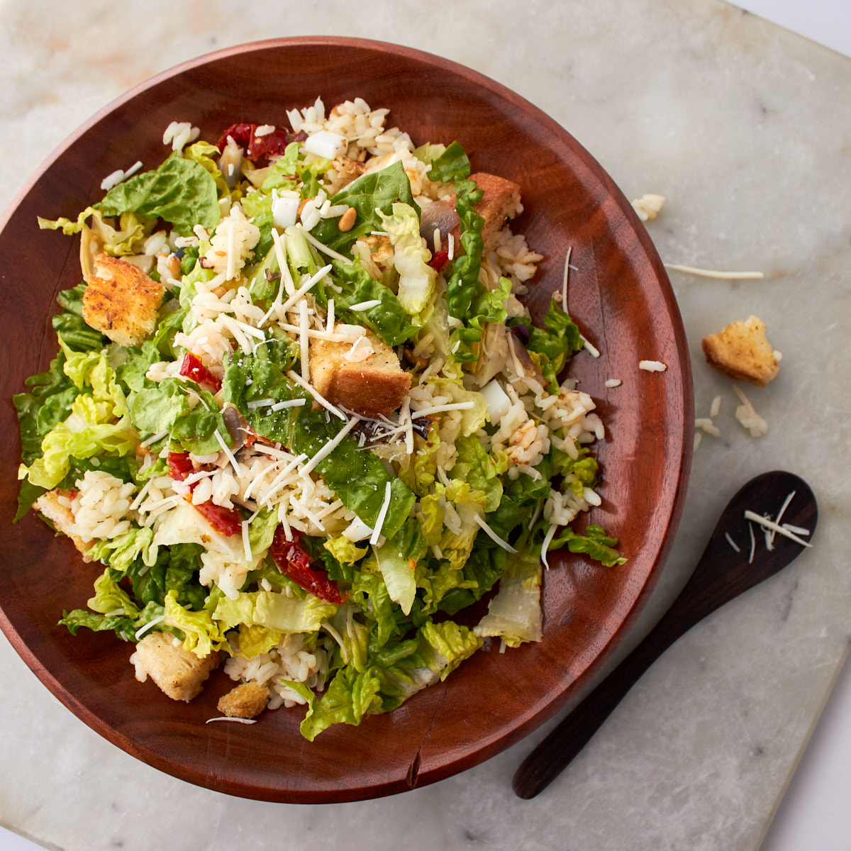 Hearty Risotto Salad