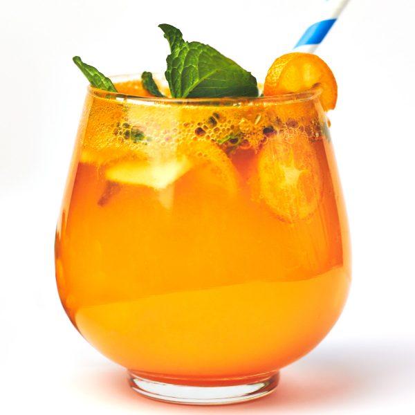 Kumquat Juice Drink