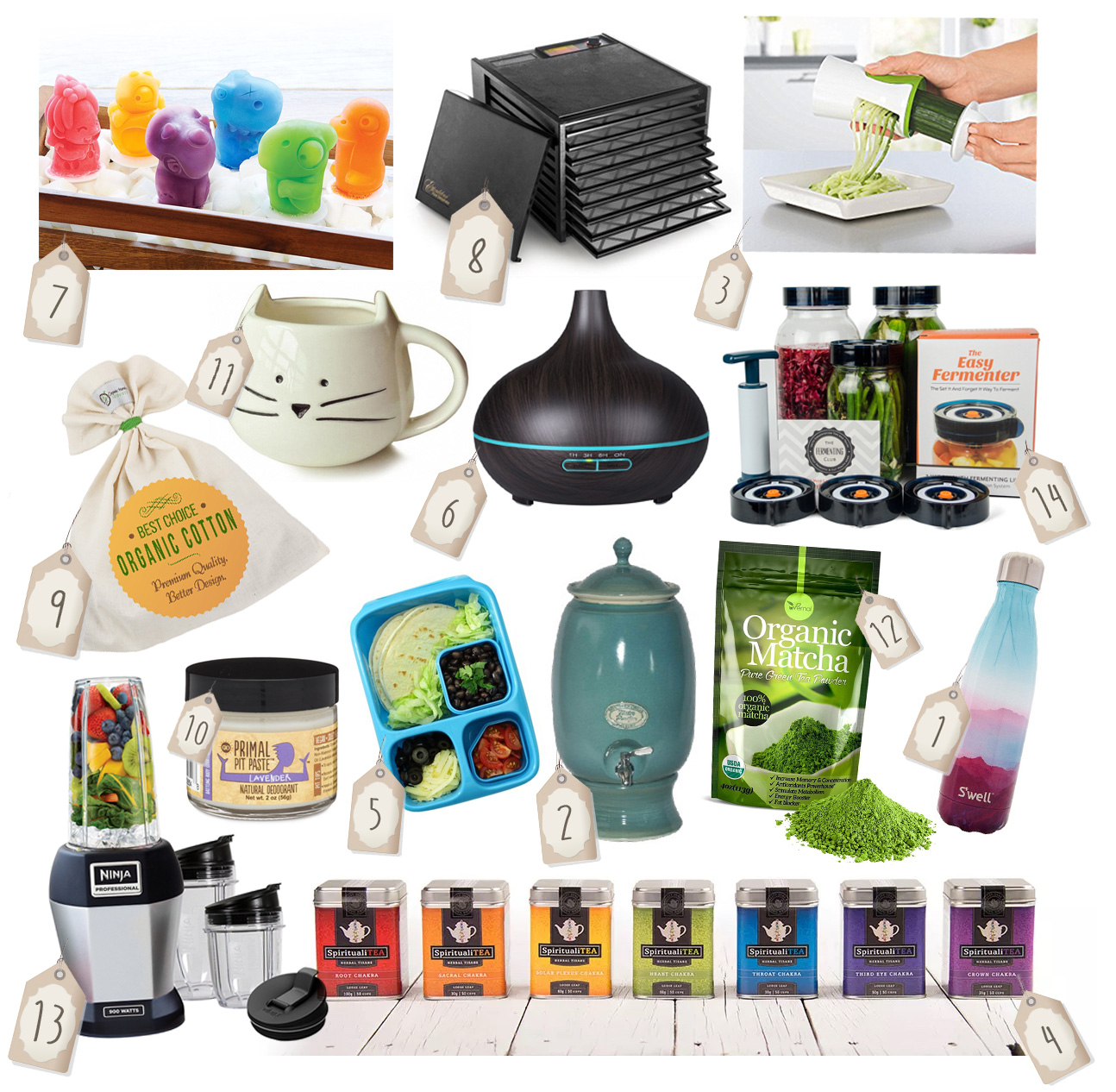 25 Christmas Gift Ideas! - Delightful Vegans