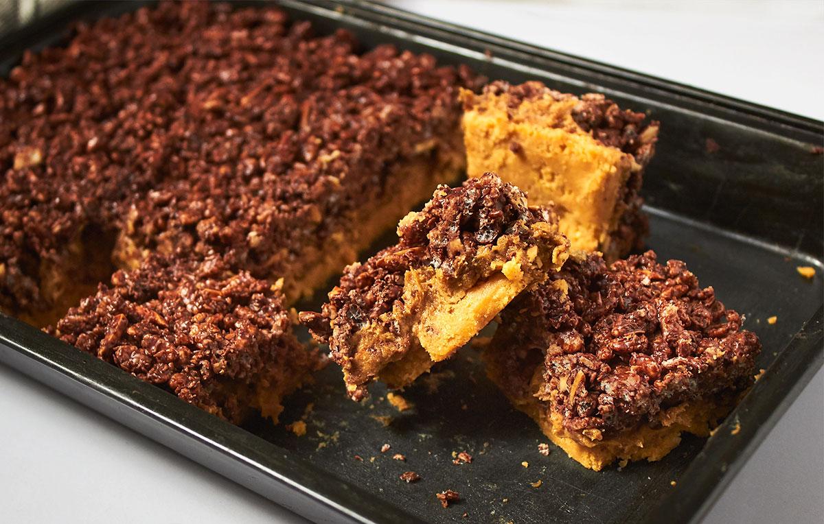 Crackle Cake Recipe