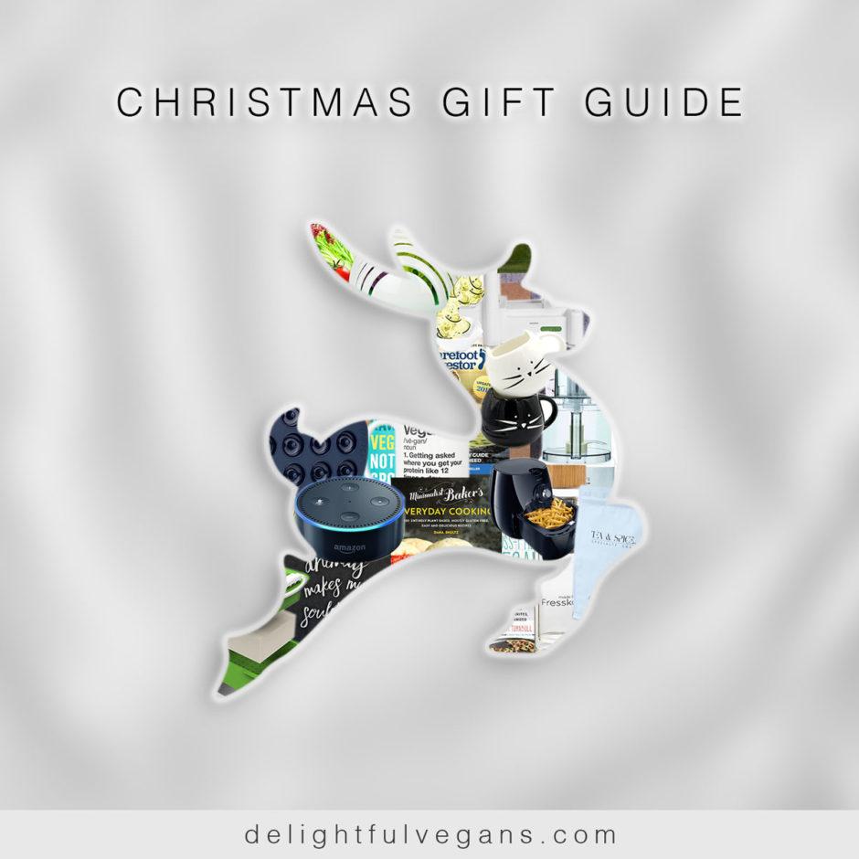Christmas Gift Ideas for Vegans - Delightful Vegans