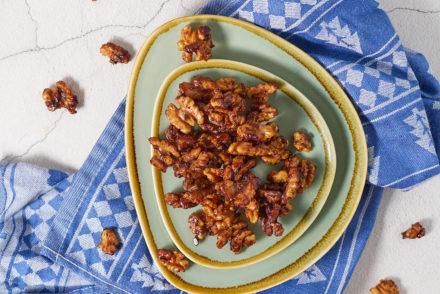 Candied Cinnamon Walnuts