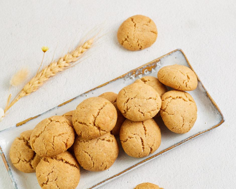 Cinnamon Sugar Butter Cookies